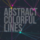 Abstract Colorful Lines - VideoHive Item for Sale