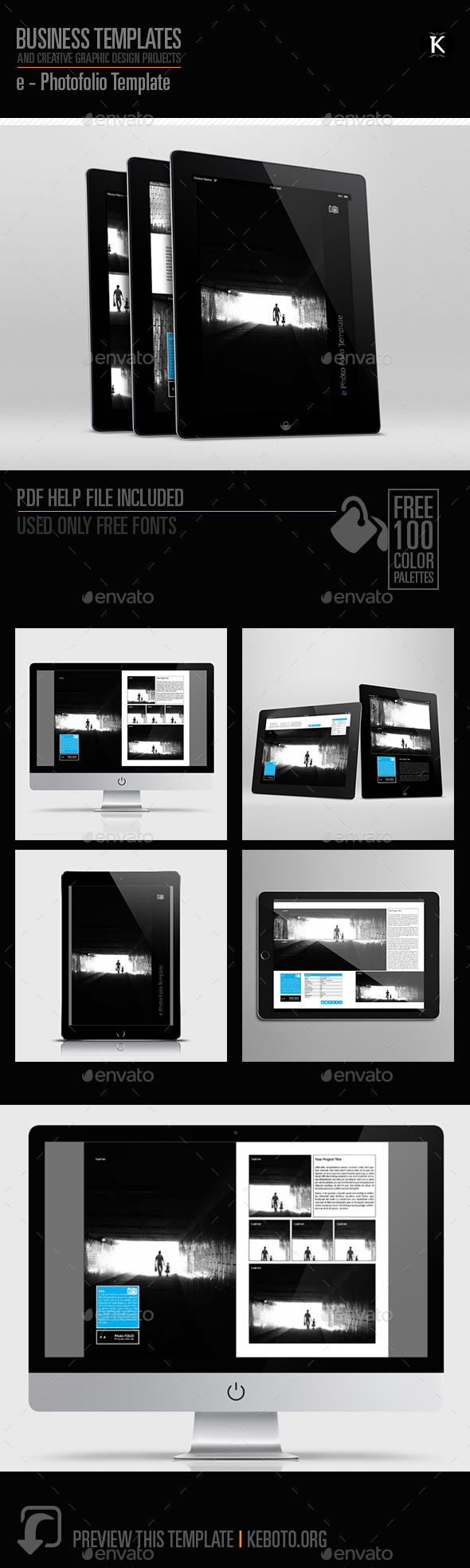 e - Photofolio Template - ePublishing