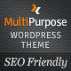 MultiPurpose - Responsive WordPress Theme Nulled
