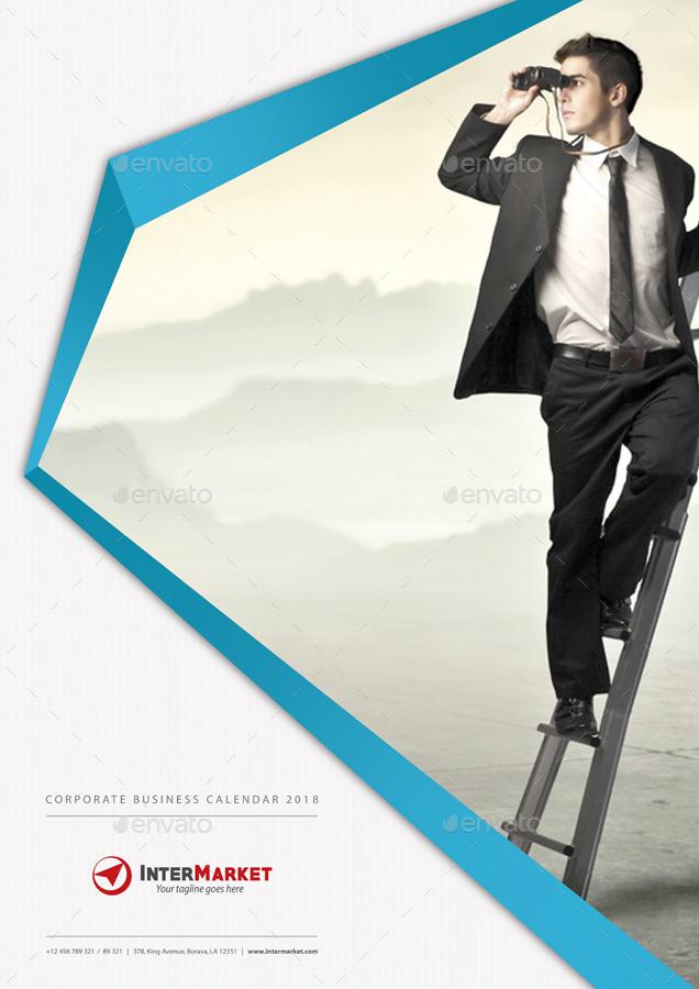 Corporate Wall Calendar Design : Corporate wall calendar v by rapidgraf graphicriver