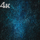 Blue Particles and Bokehs Background - VideoHive Item for Sale