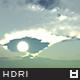 High Resolution Sky HDRi Map 054
