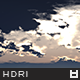 High Resolution Sky HDRi Map 055