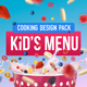 Cooking Design Pack - Kids Food - VideoHive Item for Sale