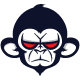 Angry Monkey Logo - GraphicRiver Item for Sale