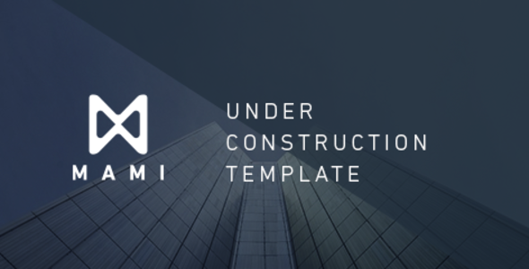 Mami – Under Construction Template