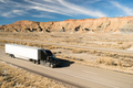 Over The Road Transportation 18 Wheeler Big Rig Semi Truck - PhotoDune Item for Sale