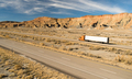 Over The Road Long Haul 18 Wheeler Big Rig Truck - PhotoDune Item for Sale