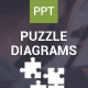 Puzzle Diagram - Powerpoint - GraphicRiver Item for Sale