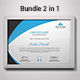Certificates Bundle - GraphicRiver Item for Sale
