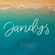 Jandys Typeface - GraphicRiver Item for Sale