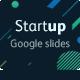 Start up Google Slides Template - GraphicRiver Item for Sale