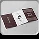 Tri-Fold A5 Brochure Mock-up 2 - GraphicRiver Item for Sale