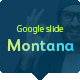 Montana Google Slides Template - GraphicRiver Item for Sale