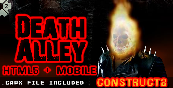 Death Alley (capx + html) - CodeCanyon Item for Sale