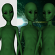 Extraterrestrials in Space - VideoHive Item for Sale