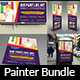 Painter Advertising Bundle - GraphicRiver Item for Sale