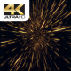Gold Night Explode - VideoHive Item for Sale