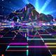 Neon Landscape - VideoHive Item for Sale