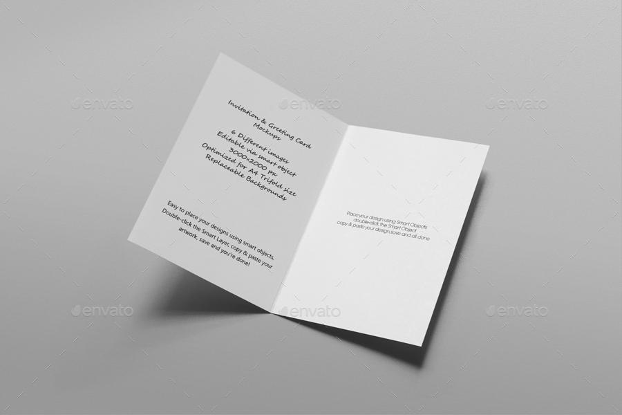 Invitation greeting card mock ups by teptuoi graphicriver jpeggreeting card 01g jpeggreeting card 02g m4hsunfo