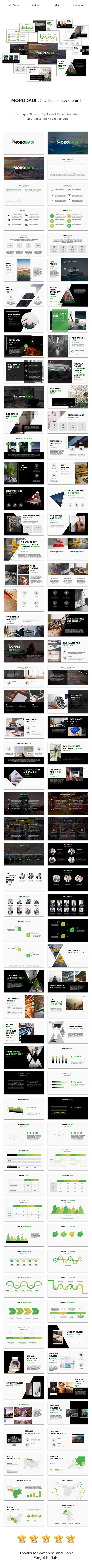 Morodadi   Creative Powerpoint - Creative PowerPoint Templates