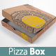 Pizza Box Mock-up - GraphicRiver Item for Sale