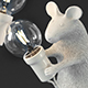 SELETTI Mouse Lamps - 3DOcean Item for Sale