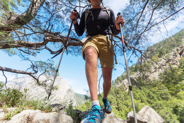 Hike in Turkey - Stock Photo - Images