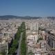 Barcelona City and Famous Sagrada Familia - VideoHive Item for Sale
