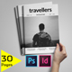 Travellers Magazine - GraphicRiver Item for Sale