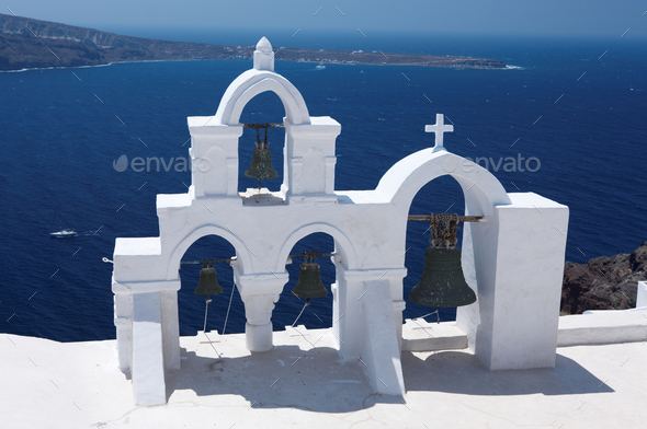 Santorini - Stock Photo - Images