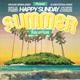 Summer Flyer/Poster Vol.4 - GraphicRiver Item for Sale