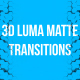 3D Luma Matte Transitions - VideoHive Item for Sale