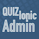 Quizionic Admin Panel for Quizionic 2 & 3 - New Version
