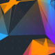 Abstract Colorful Triangle Geometry V2 - VideoHive Item for Sale