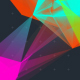 Abstract Colorful Triangle Geometry V6 - VideoHive Item for Sale