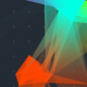 Abstract Colorful Triangle Geometry V7 - VideoHive Item for Sale