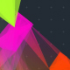 Abstract Colorful Triangle Geometry V9 - VideoHive Item for Sale