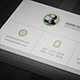Clean - Corporate Business Card - GraphicRiver Item for Sale