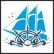 Helm Sail Logo