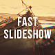 Fast Slideshow - VideoHive Item for Sale