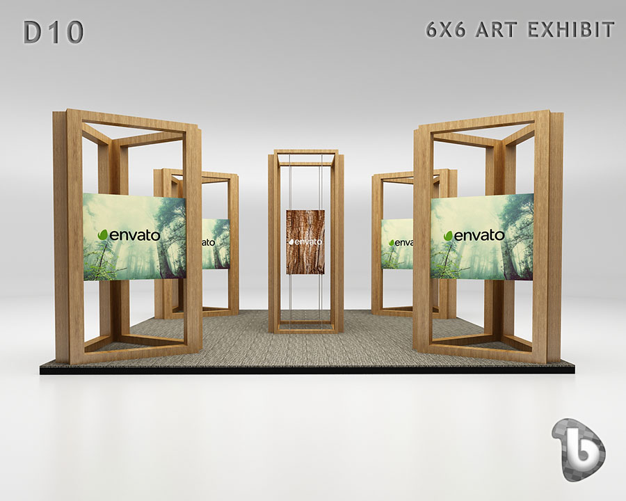 Modular Exhibition Stands Xbox One : All in one modular display pack by brakster docean