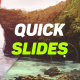 Quick Slides - VideoHive Item for Sale