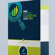 Presentation Folder Template for SEO (Search Engine Optimization) & Digital Marketing Agency