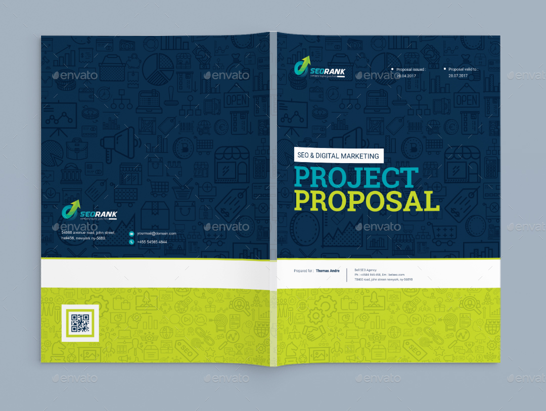 ... Image Set/16_Project Proposal Front Cover And Back Cover Page Design  Template