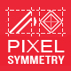 Pixel Symmetry - GraphicRiver Item for Sale