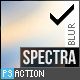 C. Filter Spectral Blur Pro Action - GraphicRiver Item for Sale
