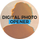 Digital Photo Opener - VideoHive Item for Sale