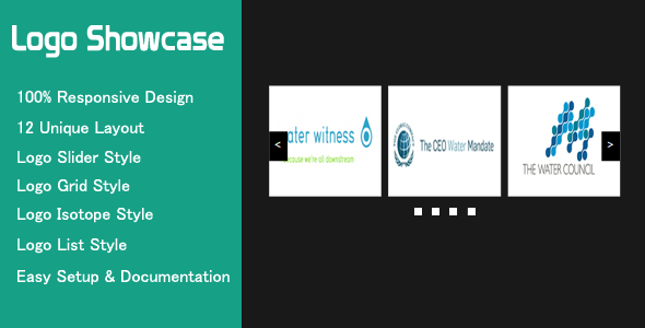 Logo Showcase - Multi-Use WordPress Plugin - CodeCanyon Item for Sale