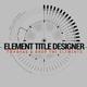 Element Title Designer - VideoHive Item for Sale